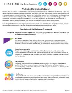 Graphic: Screenshot of LifeCourse Principles document