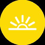 Graphic: Daily Life & Employment LifeCourse icon
