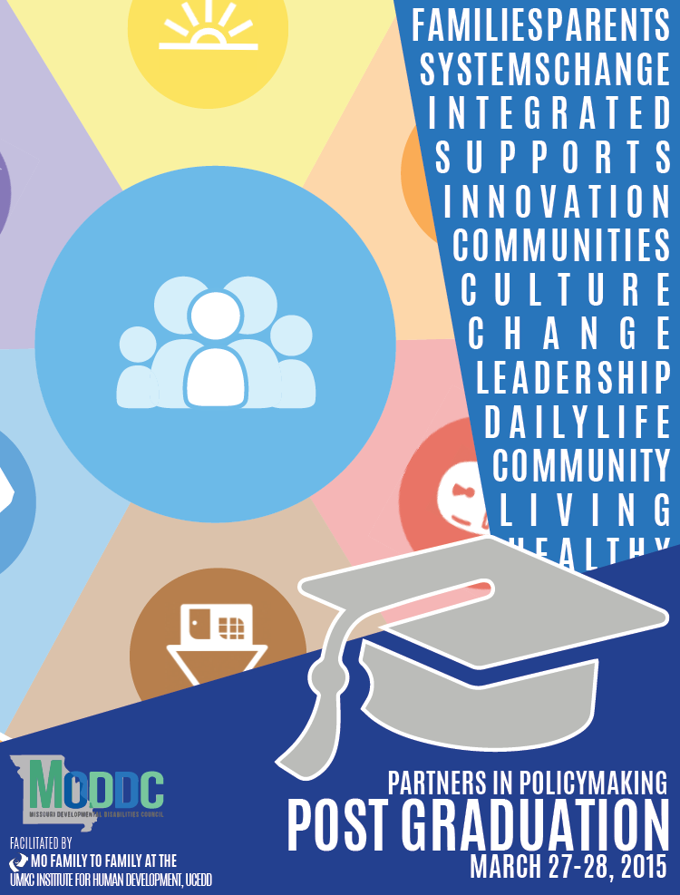 Graphic: Screenshot of cover for event program for Partners Post-Graduation, 2015