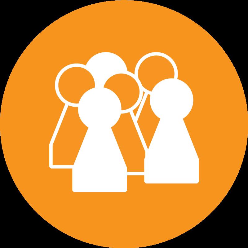 Social & Spirituality LifeCourse icon